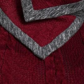 Two Tone Sweater