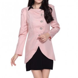 Solid Color Coat